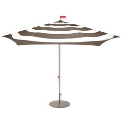 Parasol Stripsol avec base