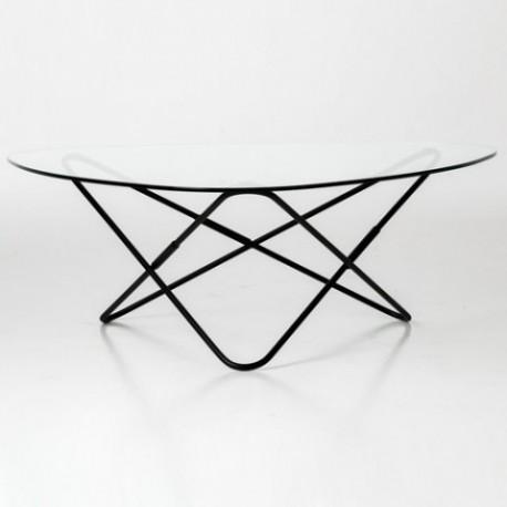 Table basse AO transparent