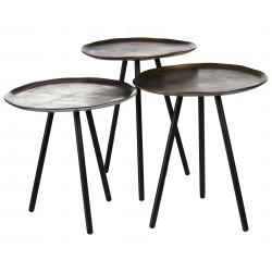 Table Skippy - lot de 3
