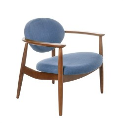 Fauteuil Roundy