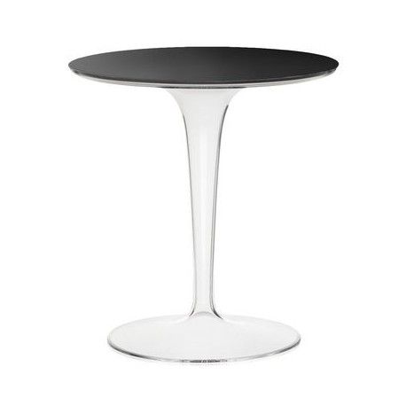 Table TipTop plateau en verre