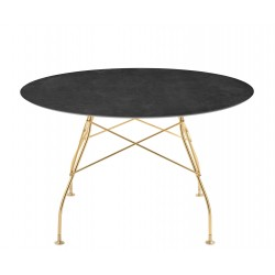 Table Glossy / plateau rond