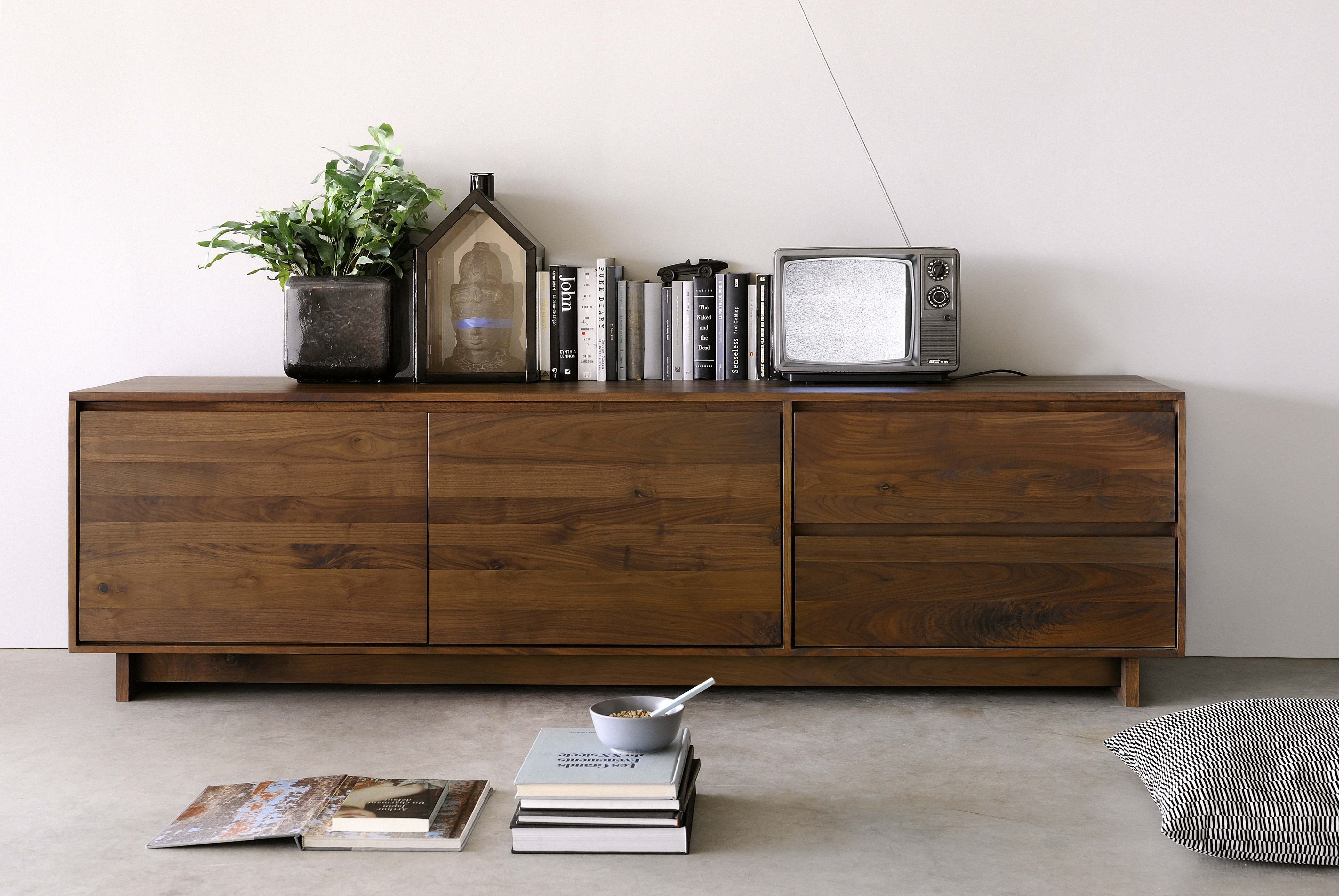 Design CmMilano Buffet Tv210 Wave Bas Store TFKcJ13l