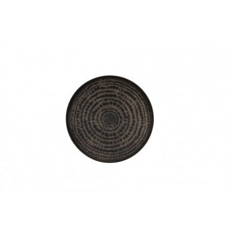 Plateau Black Beads