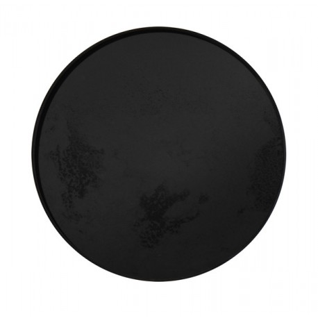 Plateau Heavy Aged Charcoal Mirror