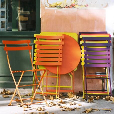 Chaise Bistro duraflon