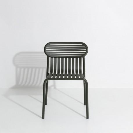 Chaise de jardin WEEK-END