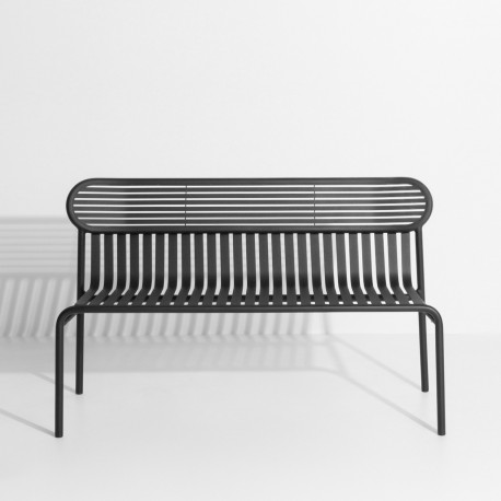 Banc de jardin WEEK-END