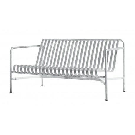 Canapé droit Palissade Lounge / L 139 cm - R & E Bouroullec - Hay