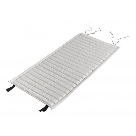 Coussin intégral / Pour fauteuil bas Palissade avec dossier bas - Hay