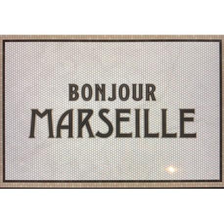 Tapis Bonjour Marseille