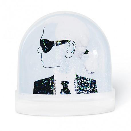 Boule de neige Karl Iconic