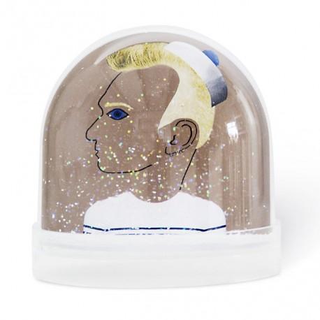 Boule de neige Jean Paul Iconic