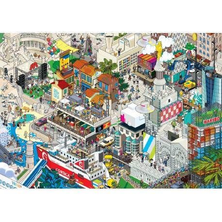 Tableau Pixel Art
