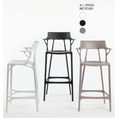 Tabouret A.I. RECYCLED