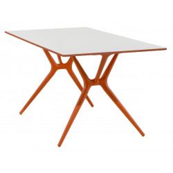 Spoon Table / largeur 160 cm