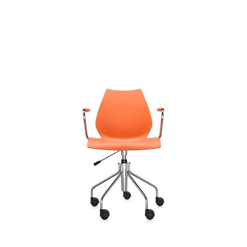 bureau Store de Milano accoudoirs Chaise avec Design Maui GjMpLSUzVq