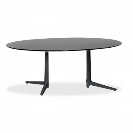 Table Multiplo Xl Plateau Ovale Extérieur