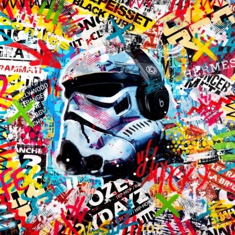 Tableau Beat Trooper